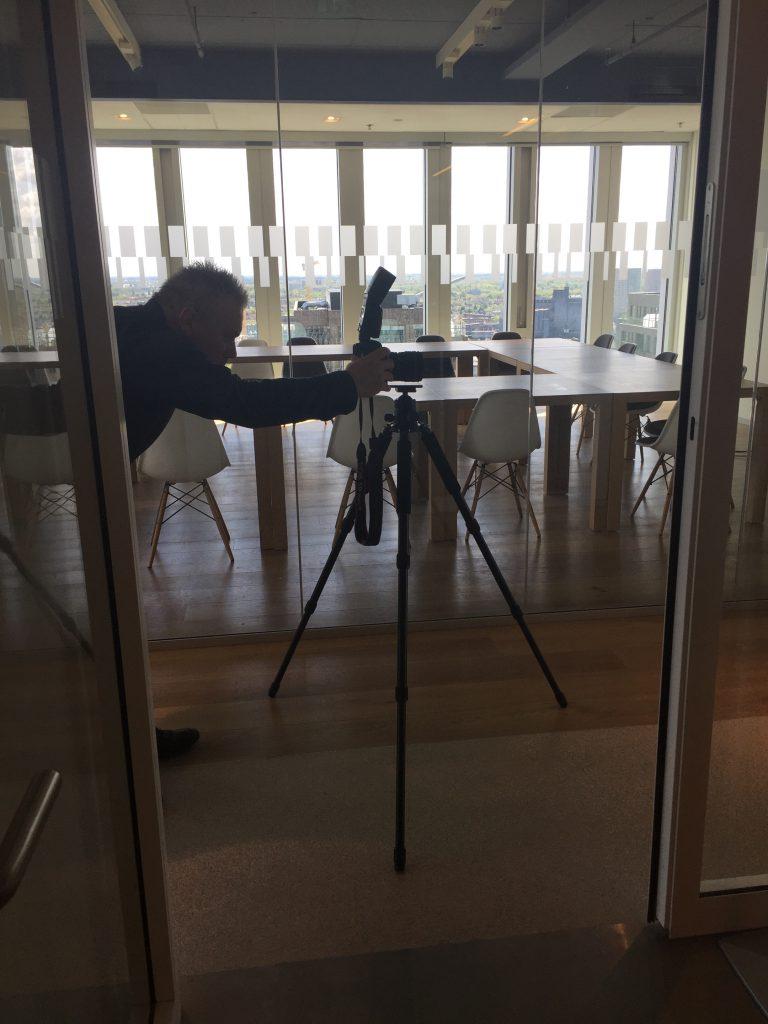 Virtuele wandeling in de maak (De Rotterdam)